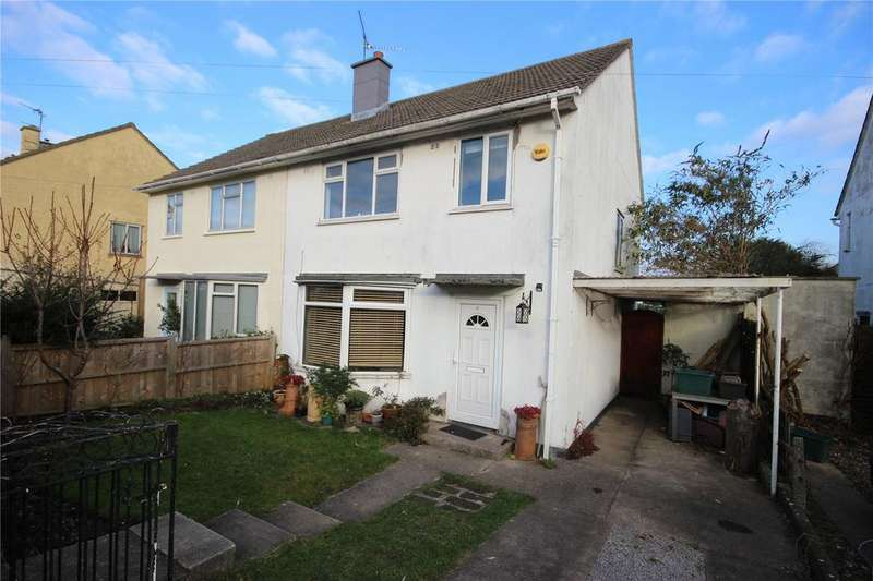 3 Bedrooms Semi Detached House for sale in Turnbridge Road, Brentry, Bristol, BS10