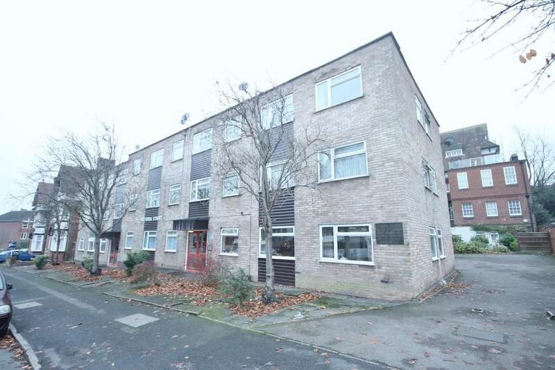 1 Bedroom Flat for sale in Victoria Court, 12 Albert Road, Stoneygate, Leicester LE2