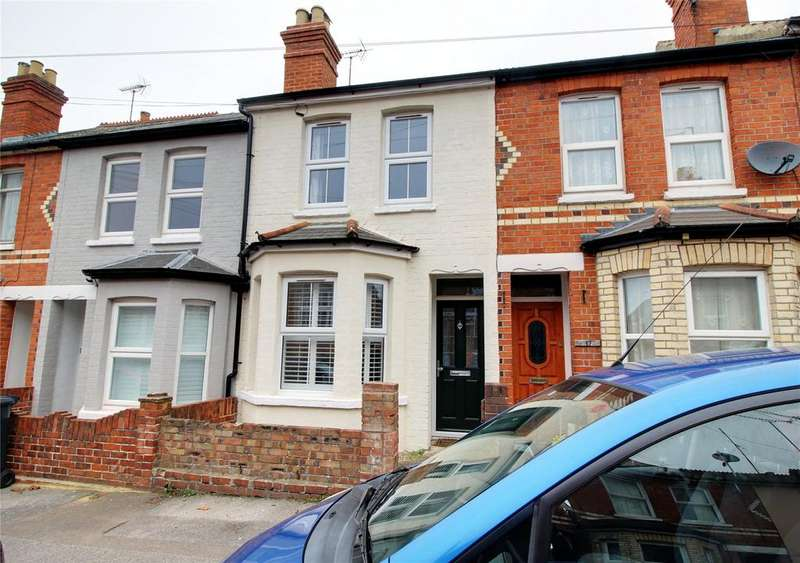 3 Bedrooms Terraced House for sale in Amherst Road, Reading, Berkshire, RG6