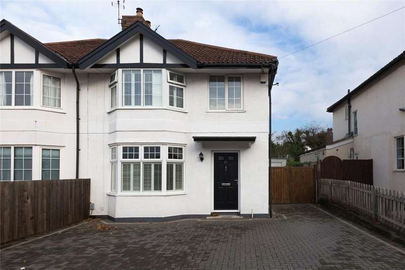 3 Bedrooms Semi Detached House for sale in Charis Avenue, Westbury-On-Trym, Bristol, BS10