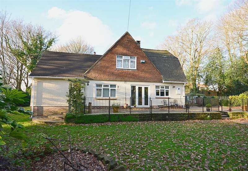 4 Bedrooms Detached House for sale in Henley Down, Catsfield