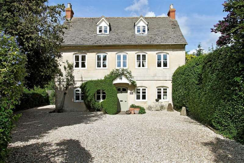 5 Bedrooms Detached House for sale in The Burgage, Prestbury, Cheltenham
