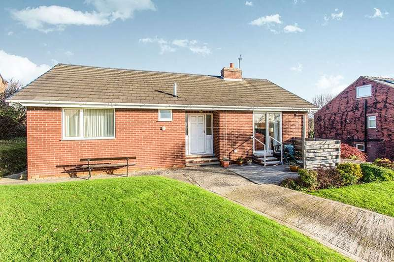 3 Bedrooms Detached Bungalow for sale in Main Street, South Hiendley, Barnsley, S72