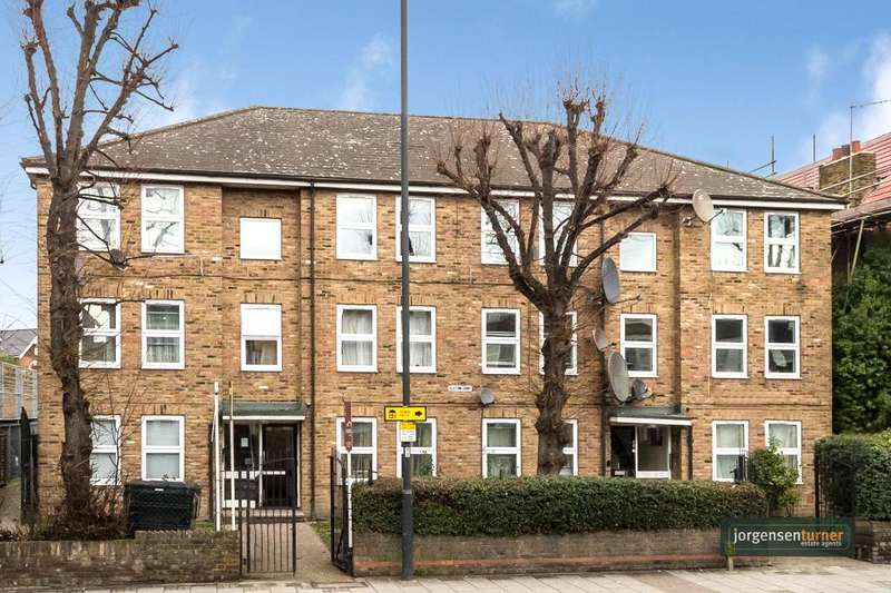 1 Bedroom Flat for sale in Craven Park, London, NW10 8SU