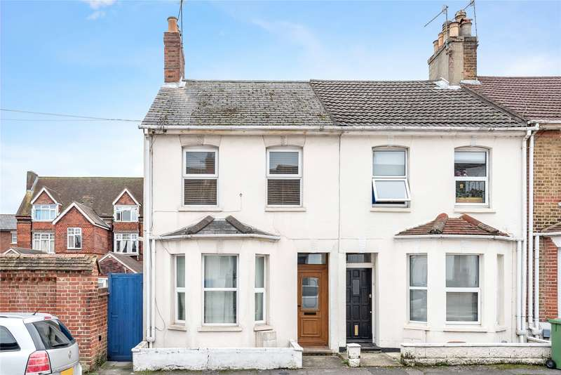 2 Bedrooms End Of Terrace House for sale in Cavendish Road, Aldershot, Hampshire, GU11