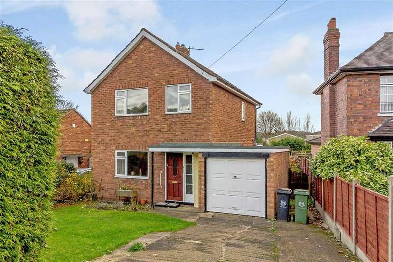 3 Bedrooms Detached House for sale in Tolladine Road, Worcester