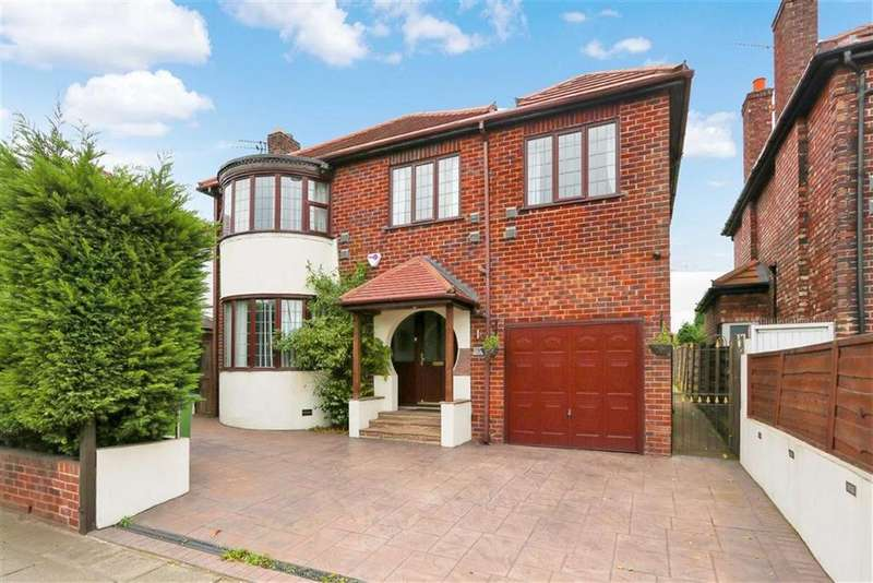 5 Bedrooms Detached House for sale in Kingsway, Cheadle, Cheshire