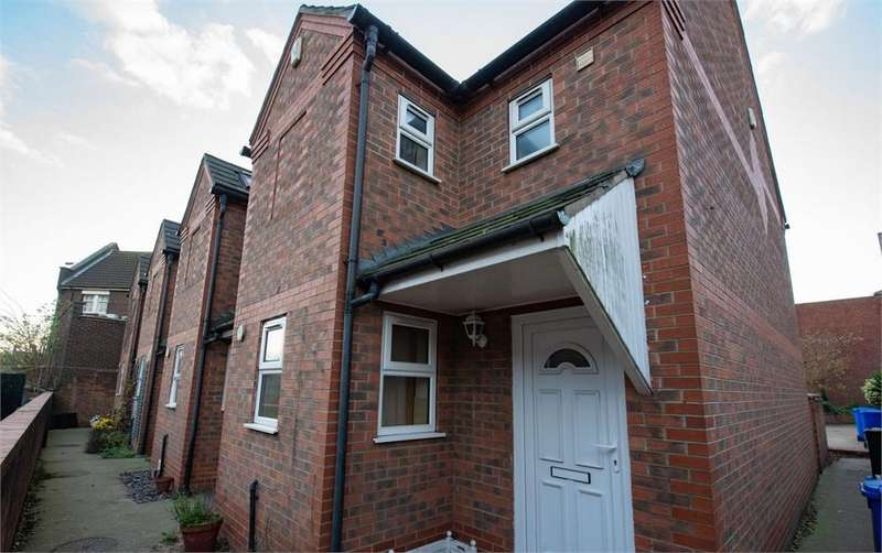 2 Bedrooms End Of Terrace House for sale in St Botolphs Mews, Boston, Lincolnshire