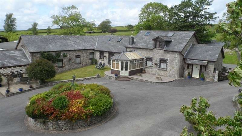 6 Bedrooms Property for sale in The Coach House with 12.5 acres, St Mary Hill, Vale of Glamorgan