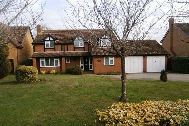 4 Bedrooms Detached House for sale in Beggars Lane, Leicester Forest East, Leicester, LE3