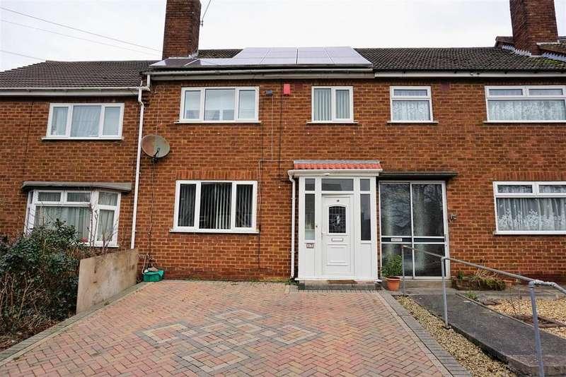 3 Bedrooms Terraced House for sale in Kilvert Close, Brislington, Bristol