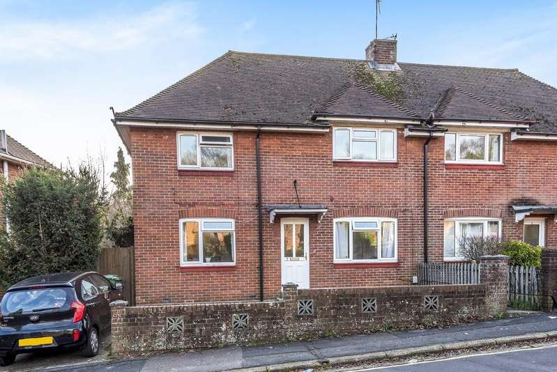 5 Bedrooms Semi Detached House for sale in Thurmond Road, Winchester
