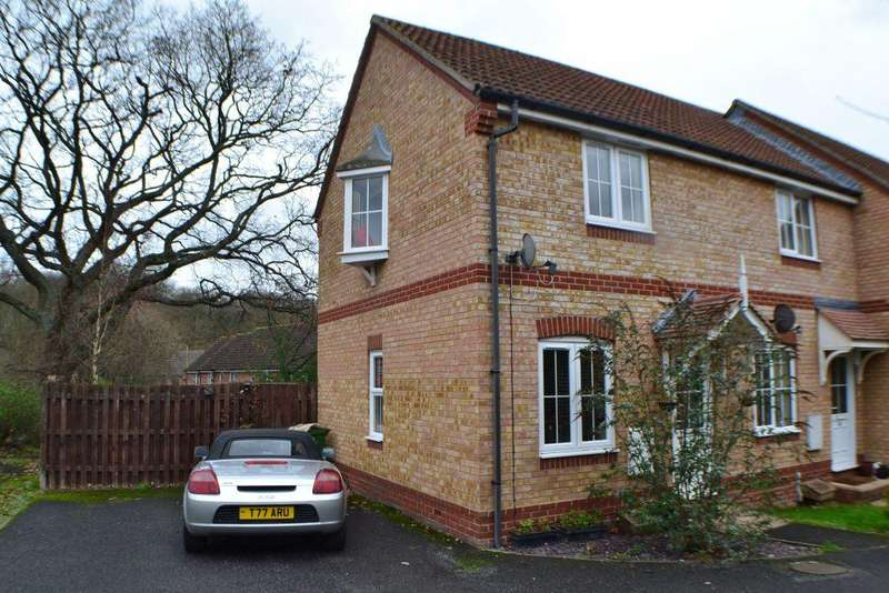 1 Bedroom End Of Terrace House for sale in Marston Drive Newbury