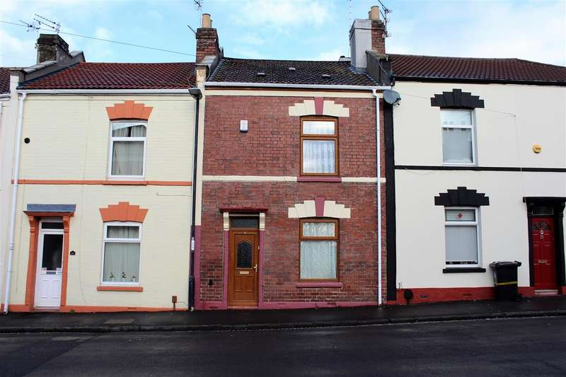 2 Bedrooms Terraced House for sale in Stuart Street, Redfield, Bristol
