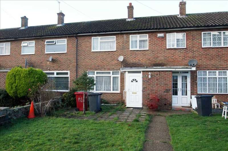 3 Bedrooms Terraced House for sale in Randolph Road, Langley, Slough