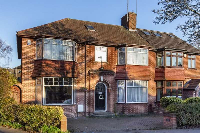 4 Bedrooms Semi Detached House for sale in St. Ronans Crescent, Woodford Green
