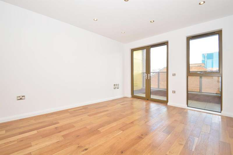 2 Bedrooms Apartment Flat for sale in Crondall Street, London, N1