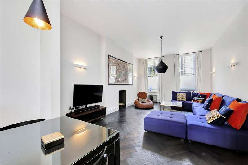3 Bedrooms Apartment Flat for sale in Guilford Street, Bloomsbury, WC1N