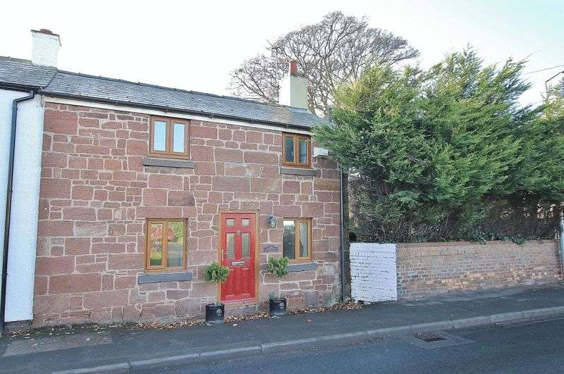 2 Bedrooms Property for sale in Neston Road, Willaston, Cheshire