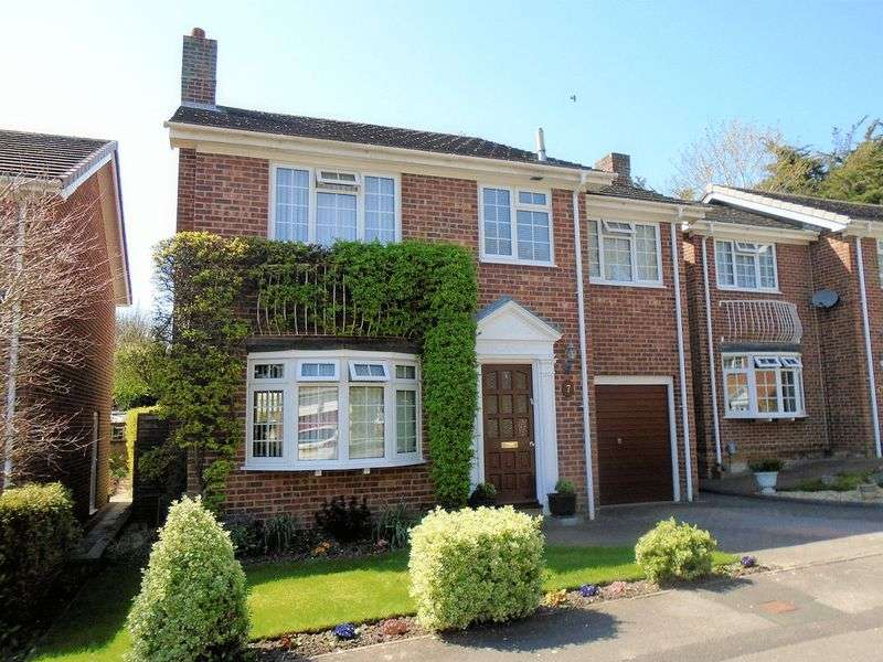 4 Bedrooms Property for sale in Justin Close, Fareham