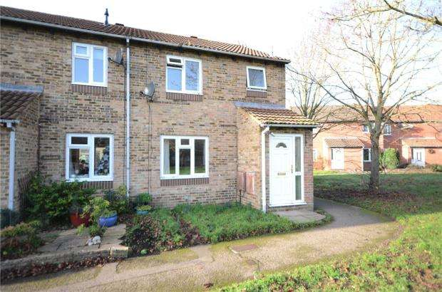 3 Bedrooms End Of Terrace House for sale in The Delph, Lower Earley, Reading