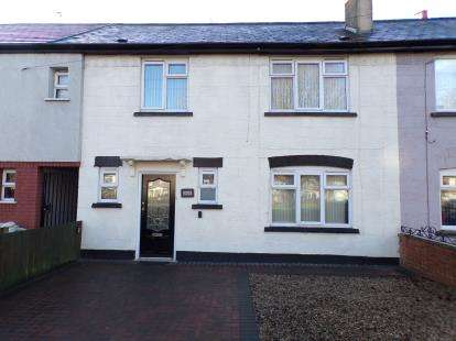 3 Bedrooms Terraced House for sale in Queens Drive, Walton, Liverpool, Merseyside, L4