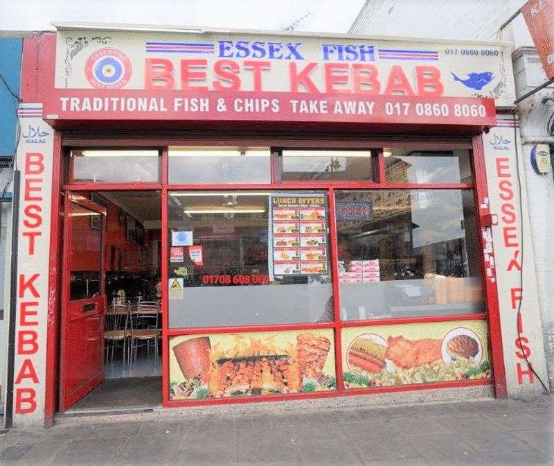 Property for sale in South Street, Romford