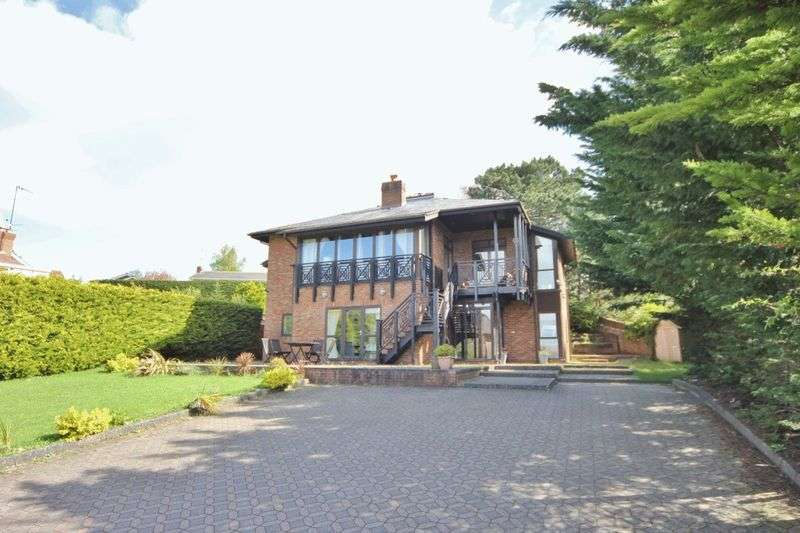 4 Bedrooms Property for sale in Thurstaston Road, Heswall, Wirral