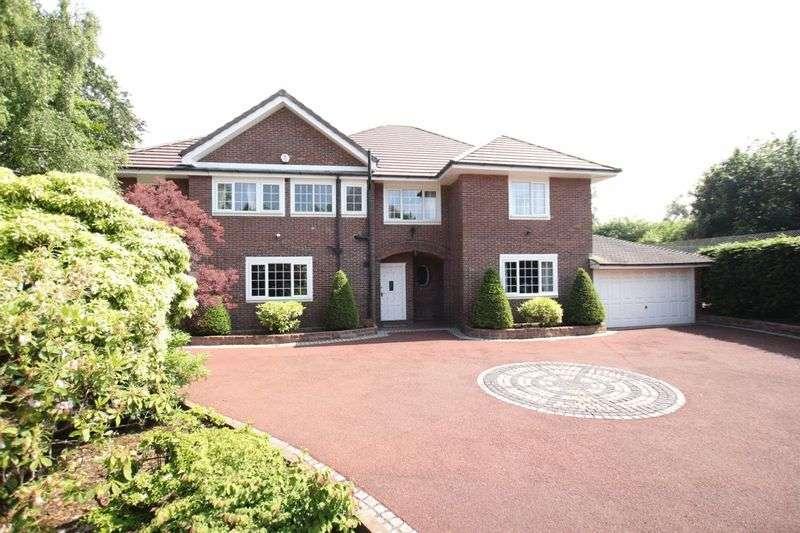 5 Bedrooms Property for sale in Storeton Lane, Barnston, Wirral