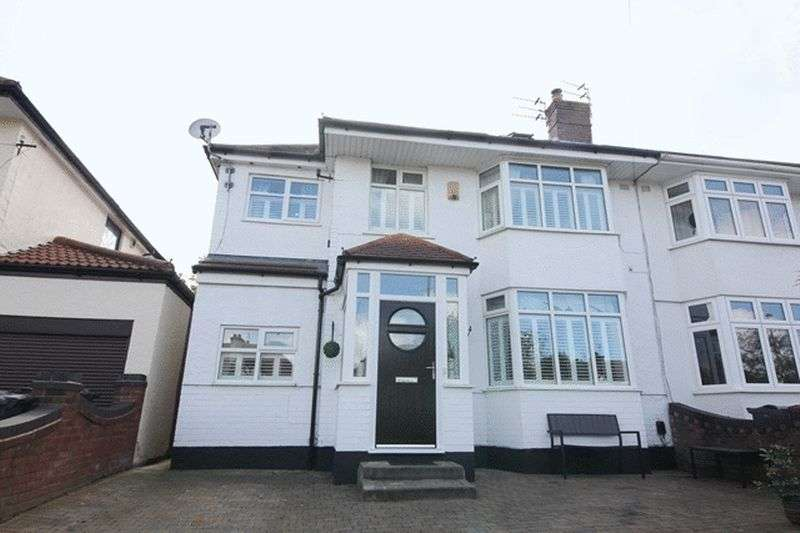 5 Bedrooms Property for sale in Thingwall Hall Drive, Broadgreen, Liverpool, L14