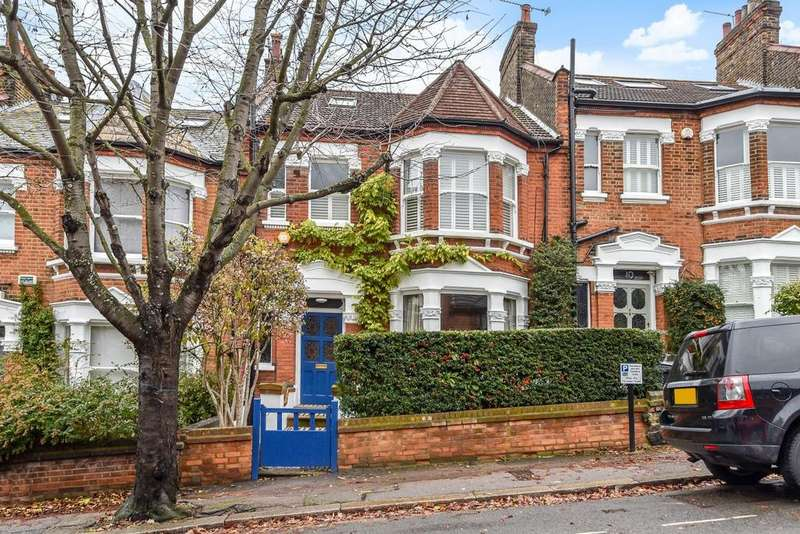 4 Bedrooms Terraced House for sale in Denton Road, Crouch End