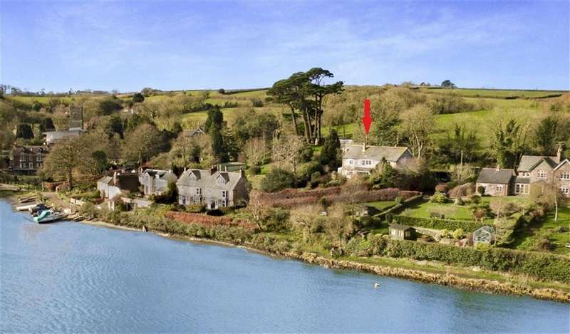 3 Bedrooms Detached House for sale in St Clement, Truro, Cornwall, TR1