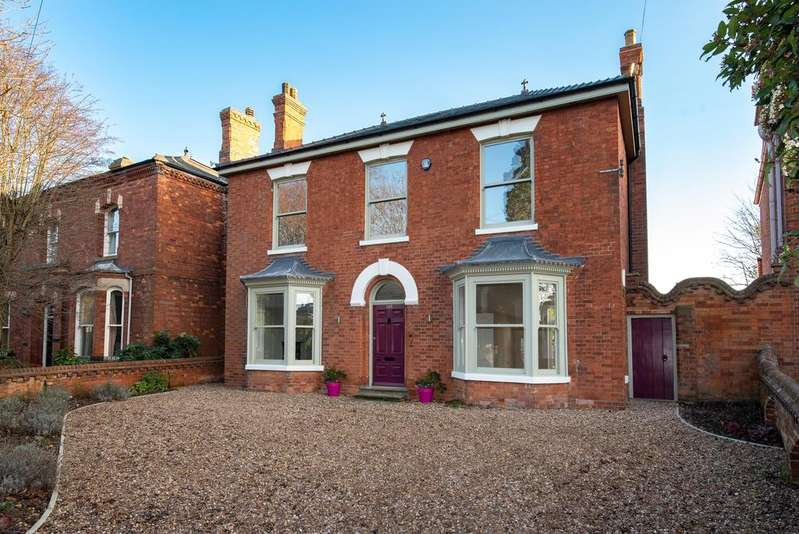 4 Bedrooms Detached House for sale in Spilsby Road, Boston PE21