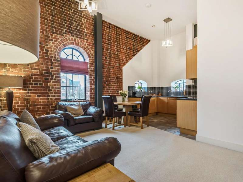 1 Bedroom Apartment Flat for sale in Simmonds Malthouse, Fobney Street, Reading, RG1