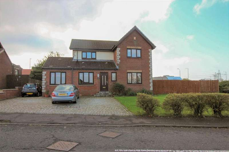 6 Bedrooms Detached House for sale in Findhorn Road, Inverkip, Inverclyde, PA16