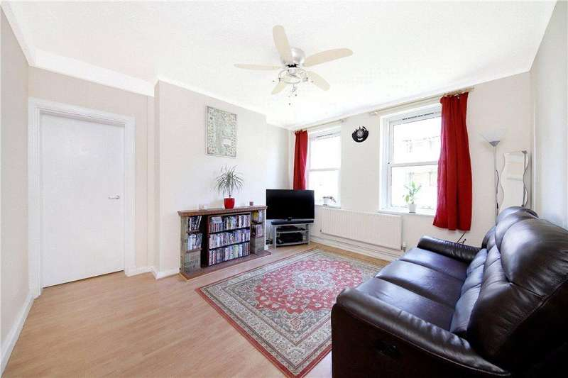 2 Bedrooms Apartment Flat for sale in Doddington Grove, London, SE17