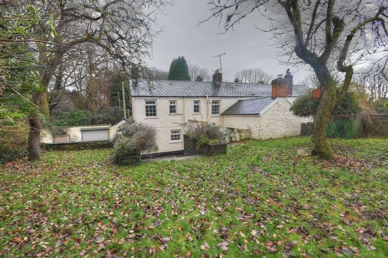 4 Bedrooms Property for sale in Pwll Sarn Farmhouse, St. Nicholas