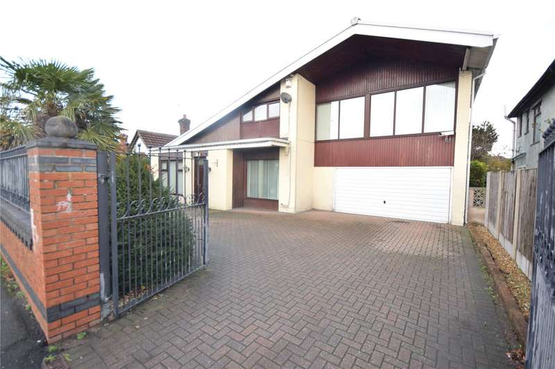 4 Bedrooms Detached House for sale in Higher Road, Halewood, Liverpool, L26