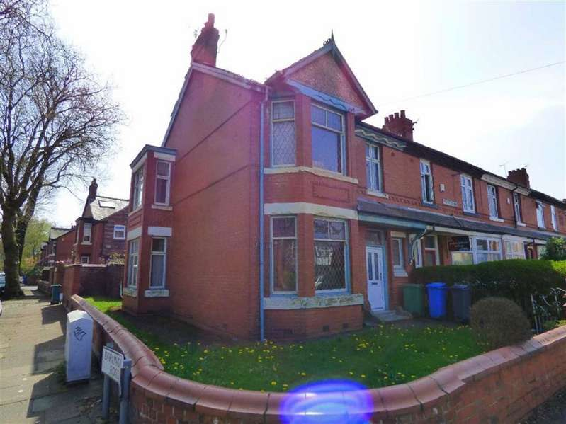 5 Bedrooms End Of Terrace House for sale in Burton Road, Withington, Manchester, M20