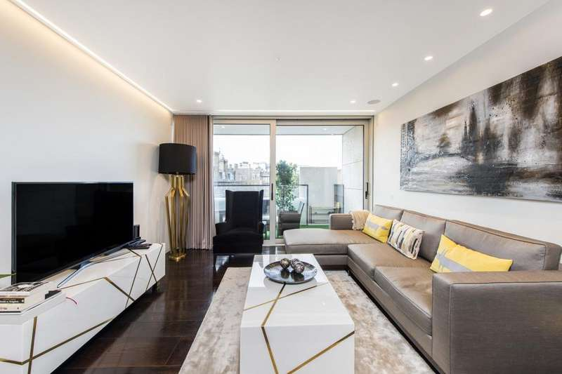 3 Bedrooms Apartment Flat for sale in Buckingham Palace Road, London, SW1W