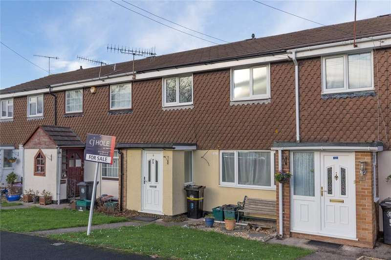 3 Bedrooms Terraced House for sale in Dundas Close, Henbury, Bristol, BS10