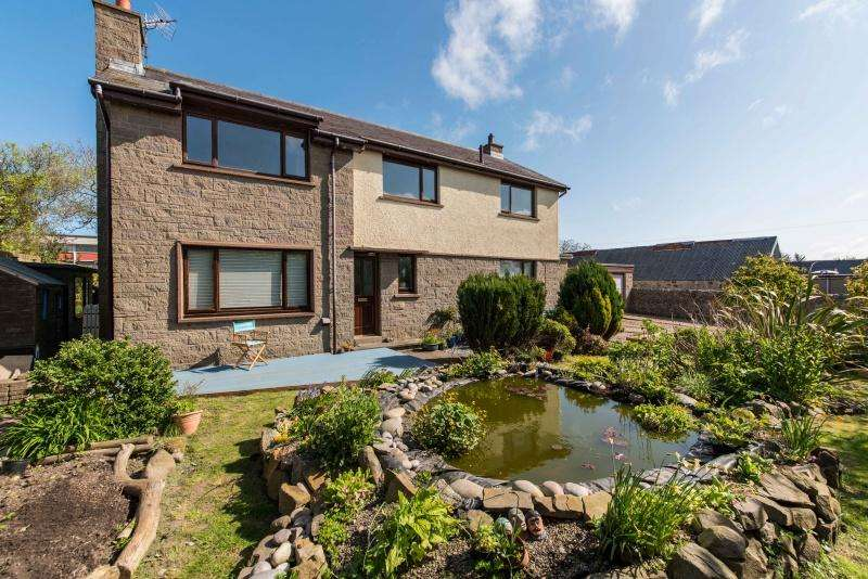 4 Bedrooms Detached House for sale in Elphin Street, New Aberdour, AB43