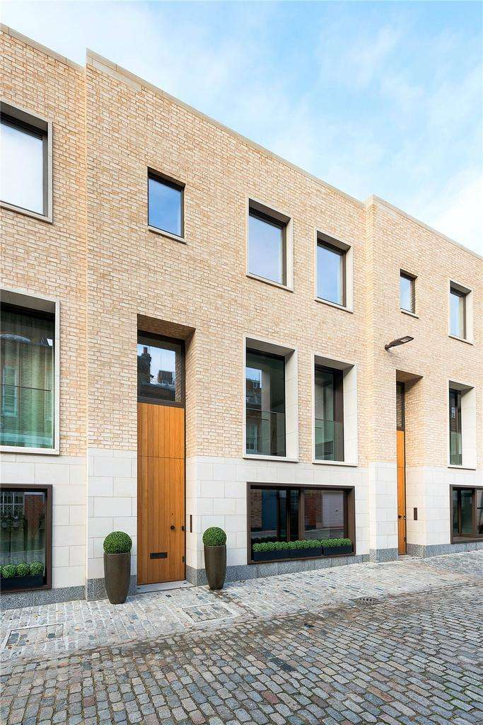 4 Bedrooms Terraced House for sale in The W1, 35 Marylebone High Street, London, W1U