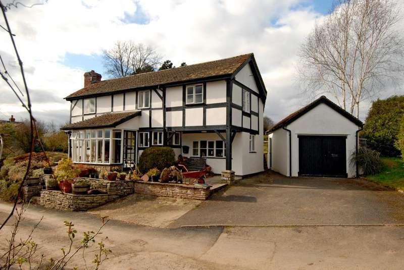 4 Bedrooms Detached House for sale in Hay on Wye 10 miles, Herefordshire, HR3