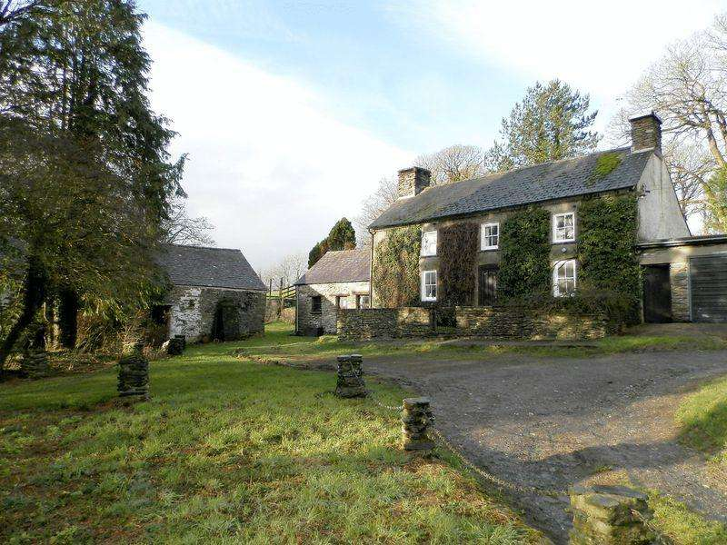 5 Bedrooms Land Commercial for sale in Penrherber, Newcastle Emlyn