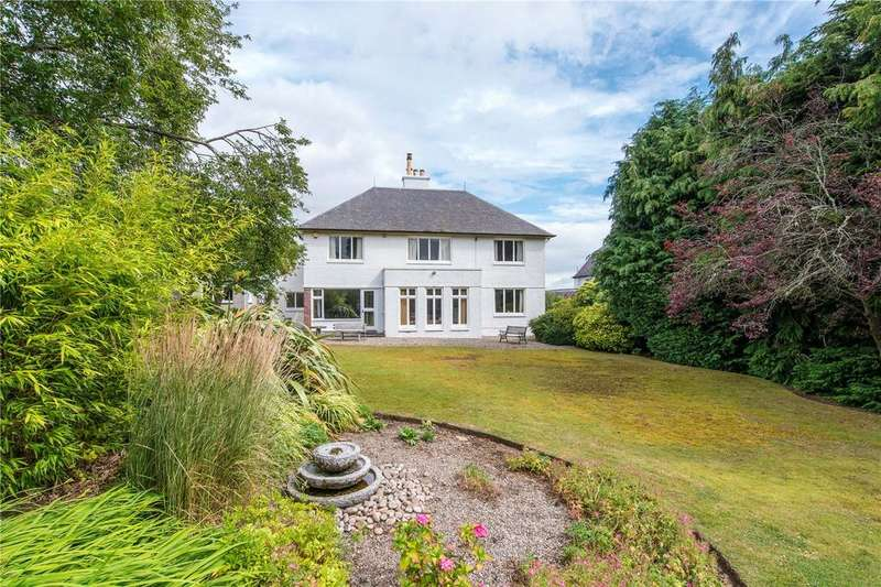 4 Bedrooms Detached House for sale in 20 Murray Place, Perth, Perth and Kinross, PH1