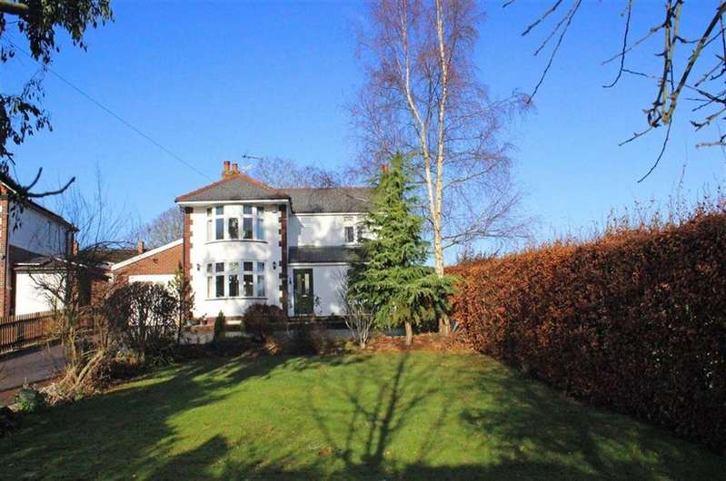 4 Bedrooms Detached House for sale in Dixton Road, Monmouth, Monmouthshire