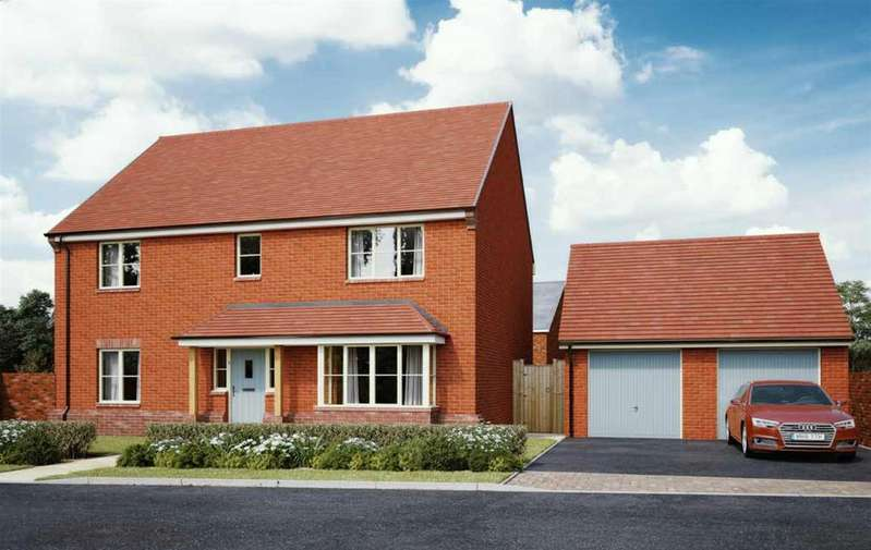 4 Bedrooms Detached House for sale in Nupend Green, Ashleworth