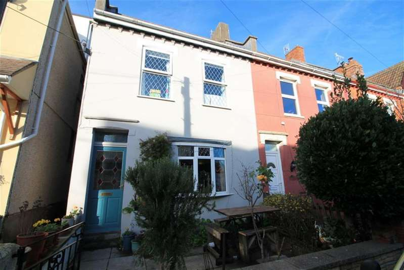 2 Bedrooms End Of Terrace House for sale in Heywood Terrace, Pill, North Somerset, BS20 0EA