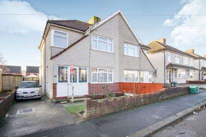 3 Bedrooms Semi Detached House for sale in Callicroft Road, Patchway, Bristol, Patchway